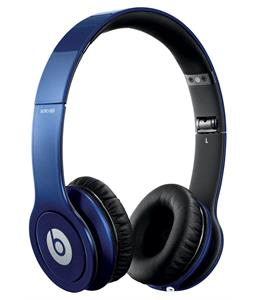 Beats SoloHD Headphones Dark Blue