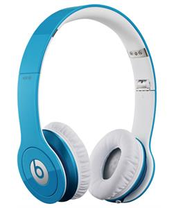 Beats SoloHD Headphones Light Blue