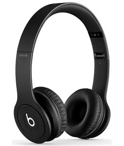 Beats SoloHD Headphones Matte Black