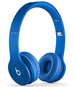 Beats SoloHD Headphones Matte Blue