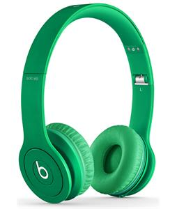 Beats SoloHD Headphones Matte Green