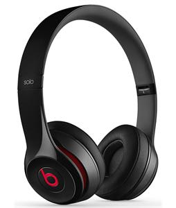 Beats Solo 2 Headphones Black