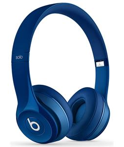 Beats Solo 2 Headphones Blue