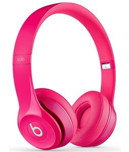 Beats Solo 2 Headphones Pink