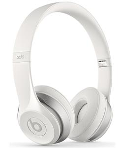 Beats Solo 2 Headphones White
