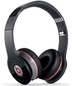 Beats Wireless Headphones Black