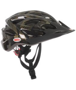 Bell Arella Bike Helmet Black/Gold Flowers Adjustable