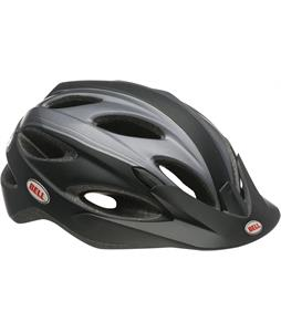 Bell Piston Bike Helmet Matte Black/Titanium Rally