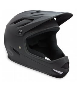 Bell Sanction Full Face Bike Helmet Matte Black