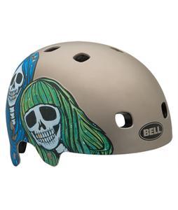 Bell Segment Bike Helmet Matte Titanium Taylor Reeve Afterparty