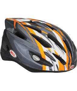 Bell Solar Bike Helmet Charcoal/Orange Shatter