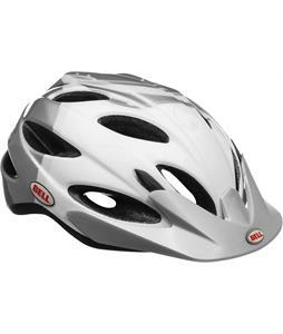 Bell Strut Bike Helmet White/Silver