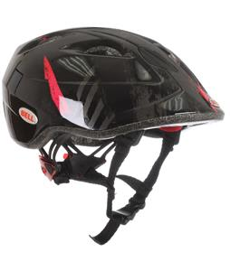 Bell Tater Bike Helmet Black/Red Line Change
