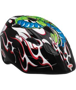 Bell Tater Bike Helmet Black/Red Snakebite