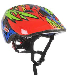 Bell Tater Bike Helmet Blue Dragon