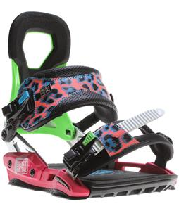 Bent Metal X GNU Snowboard Bindings