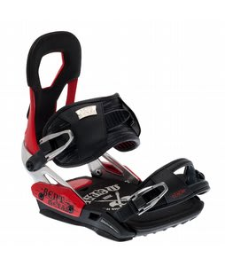 Bent Metal Venom Snowboard Bindings Red