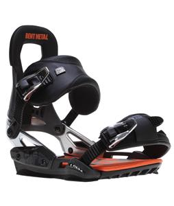 Bent Metal X Lib Tech Snowboard Bindings
