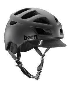 Bern Allston Bike Helmet Matte Black