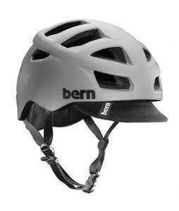 Bern Allston Bike Helmet Matte Grey