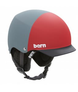 Bern Baker EPS Snowboard Helmet Black Seth Wescott