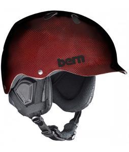 Bern Carbon Watts Snow Helmet