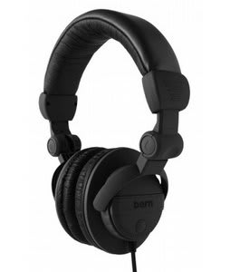 Bern DJ Style Headphones Black