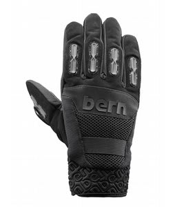 Bern Fulton Longboard Gloves Black