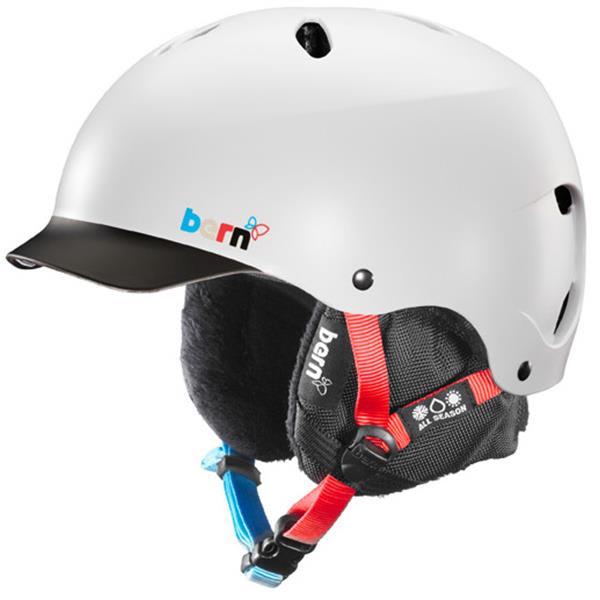 Bern Lenox Thin Shell Snow Helmet