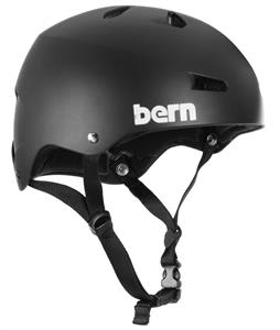 Bern Macon Bike Helmet Matte Black