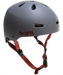 Bern Macon H20 Water Helmet Matte Grey