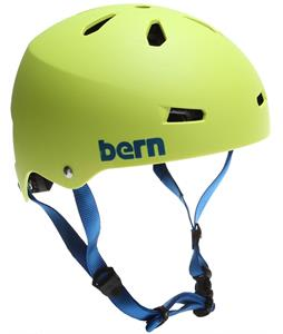 Bern Macon H20 Water Helmet Matte Neon Yellow