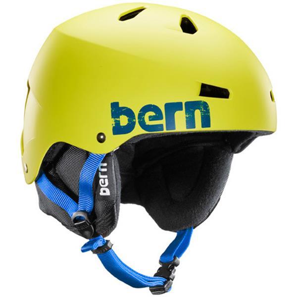 Bern Macon Thin Shell Snow Helmet