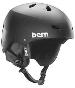Bern Macon Thinshell Snow Helmet