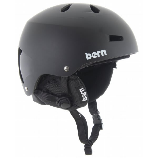 Bern Macon EPS Snow Helmet