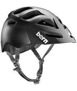 Bern Morrison Bike Helmet Matte Black