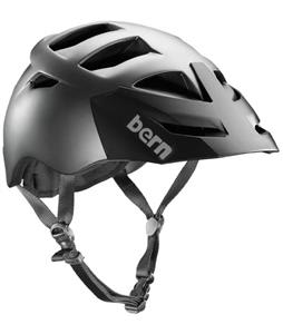 Bern Morrison Bike Helmet Satin Gunmetal Grey