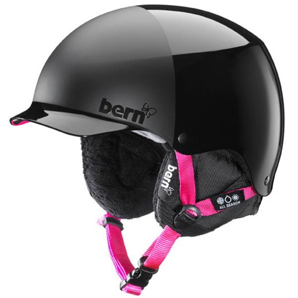 Bern Muse Thin Shell Snow Helmet