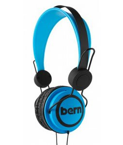 Bern Retro Headphones Cyan
