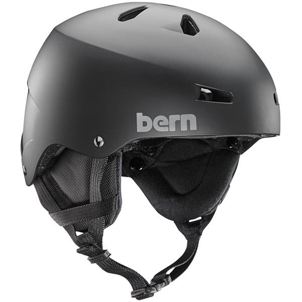 Bern Team Macon EPS Snow Helmet