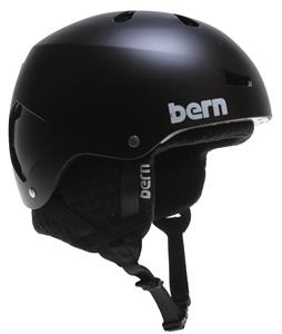 Bern Team Macon Thin Shell Snow Helmet