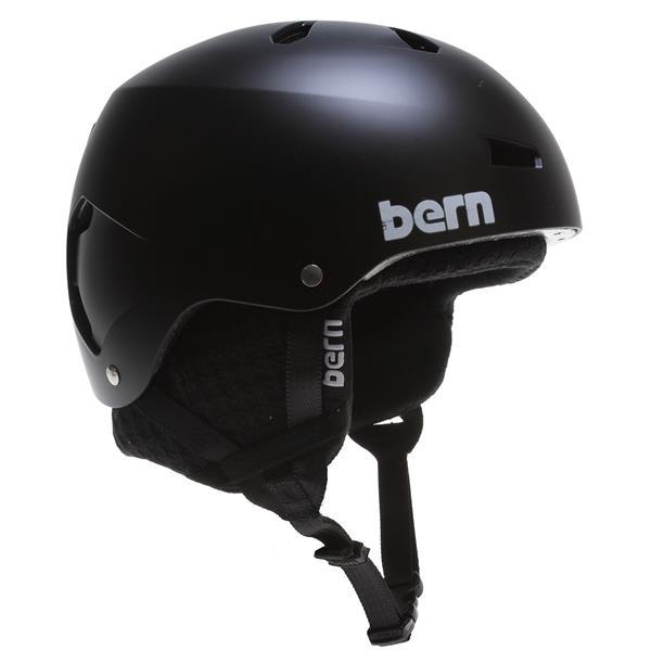 Bern Team Macon Thin Shell Snow Helmet