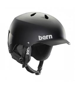 Bern Watts EPS Snow Helmet Matte Black