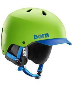 Bern Watts Thin Shell Snowboard Helmet