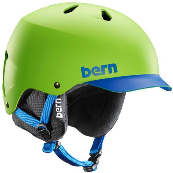 Bern Watts Thin Shell Snow Helmet