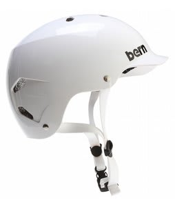 Bern Watts Water Helmet Gloss White