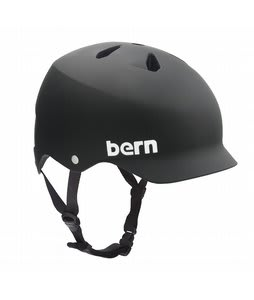 Bern Watts Water Helmet Matte Black