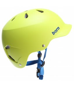 Bern Watts Water Helmet Matte Yellow