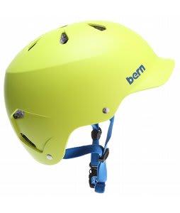 Bern Watts Water Helmet Matte Yellow