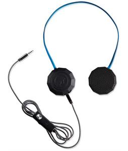 Bern X Outdoor Tech Wired Audio Chips